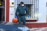 Almonte   La Guardia Civil auxilia a dos mujeres y una menor tras un escape de gas en el interior de su vivienda