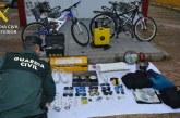 Ayamonte | La Guardia Civil detiene a un varón y una mujer y esclarece ocho robos en viviendas en los que habían participado en la localidad