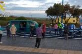 La Guardia Civil intercepta una furgoneta con trece ocupantes dos de ellos ocultos en el maletero