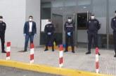 El Ayuntamiento de Cartaya amplía la plantilla de Policía Local