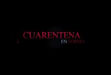 Cartaya Tv | Cuarentena en Forma – Sesión de Body Pump