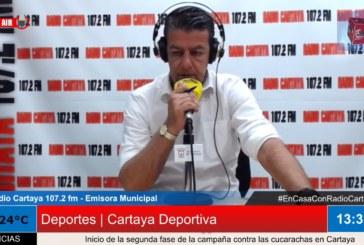 Cartaya Deportiva (16-06-2020)