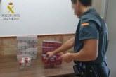 La Guardia Civil localiza una vivienda en la sierra dedicada a la venta ilegal de tabaco