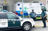 Punta Umbría | La Guardia Civil auxilia a una mujer de 65 años en su propio domicilio tras hallarla con una grave herida en el tobillo