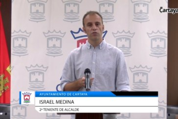 Israel Medina informa de sus responsabilidades en el nuevo equipo de goierno