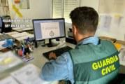 Zalamea | La Guardia Civil detiene a una persona por apropiarse indebidamente de 860.000 kilogramos de pienso para animales