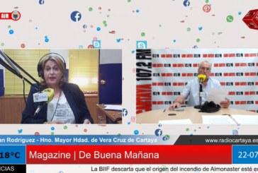 Radio Cartaya | La Hdad. de Vera Cruz pone a la venta calendarios y balconeras