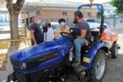 El Ayuntamiento de Cartaya refuerza la limpieza y desinfección de los centros escolares para el inicio del curso