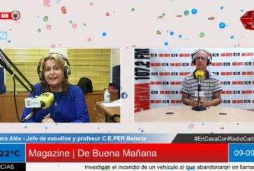 Radio Cartaya | Todo listo para el nuevo curso en el C.E.PER Beturia de Cartaya