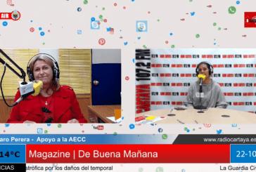 Radio Cartaya   La AECC de Cartaya pone a la venta pulseras para la lucha contra el cáncer