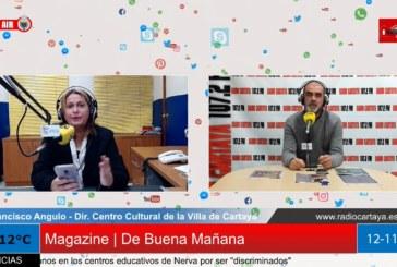Radio Cartaya | Nuevos horarios para el Ciclo de Teatro de Otoño de Cartaya