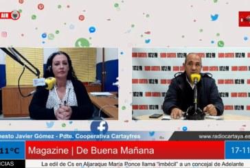 Radio Cartaya   La Cooperativa Hortofrutícola de Cartaya 'Cartayfres' registra 7.000 trabajadores