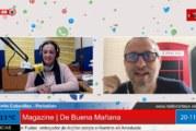 Radio Cartaya   El periodista Fermín Cabanillas presenta su primer libro