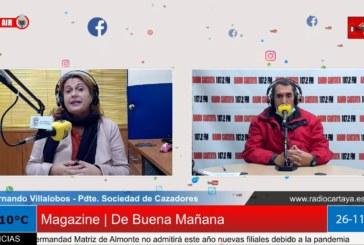 Radio Cartaya   La caza menor se ve afectada por las nuevas restricciones de la Junta de Andalucía