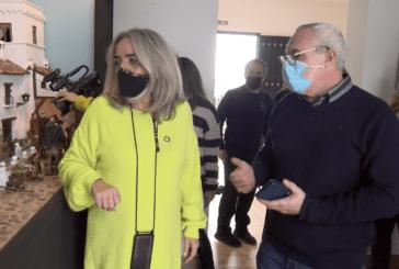 Cartaya Tv   Inauguración del Belén de El Rompido