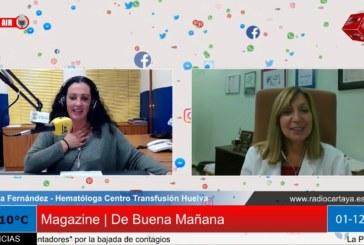 Radio Cartaya | Llamamiento a las personas que han superado el COVID-19 para la donación de plasma