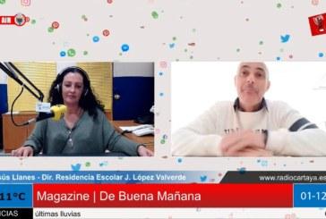 Radio Cartaya | La Residencia Escolar 'Javier López',  nominada a los premios 'Huelva Buena Gente'