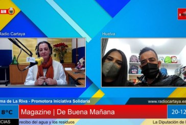 Radio Cartaya | 'Contacta con tu abuelo' una iniciativa que pretende que nadie este solo en Navidad