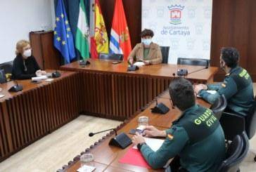 Ayuntamiento y Guardia Civil mejoran la coordinación y ponen en marcha nuevos protocolos de actuación frente a la violencia de género