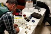 San Bartolomé de la Torre | La Guardia Civil recupera una gran cantidad de joyas sustraídas en la localidad