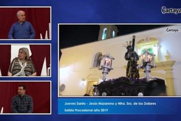 Cartaya Tv   Tradiciones, costumbres de un pueblo (01-04-2021)