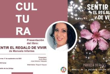 El Castillo de los Zuñiga acoge la presentación del libro' Sentir el regalo de la vivir'