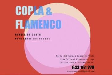 De Buena Mañana | Clases de Copla y Flamenco impartidas por Mari Carmen González Vento