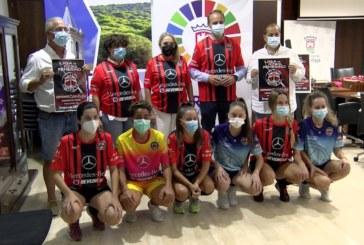 Cartaya Tv | El Ayuntamiento presenta el nuevo club de fútbol femenino Atlantis Cartaya