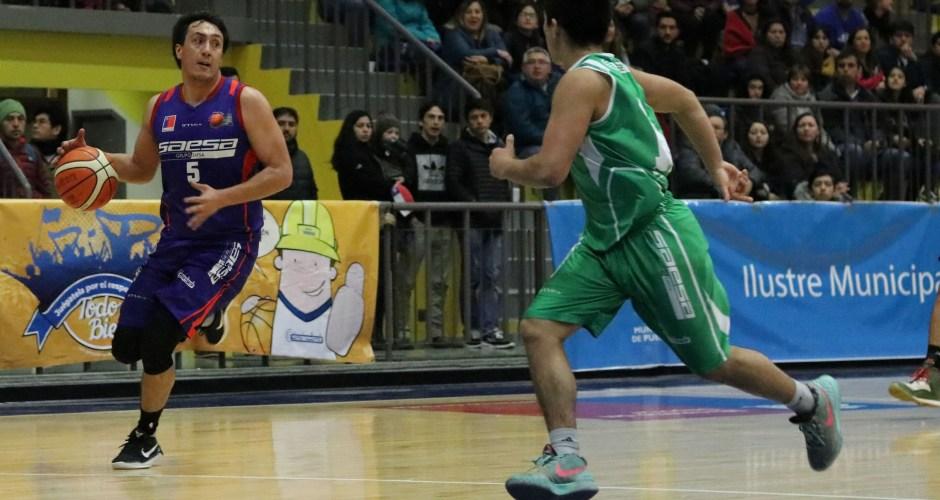 Deportes Castro eliminado de la Liga Saesa