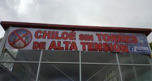 Castro: comité Pro Defensa Contra las Torres de Alta Tensión protesta en contra del proyecto.