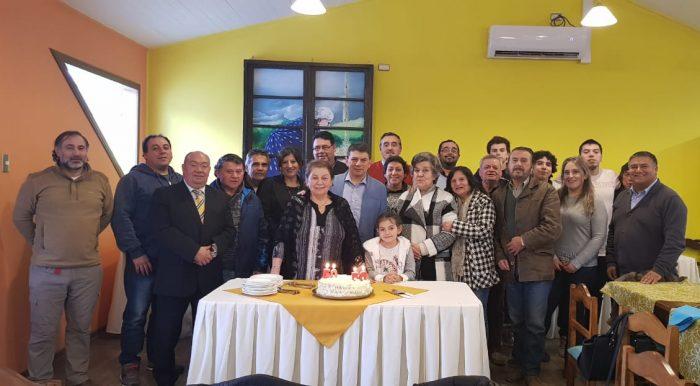 Castro: un nuevo aniversario celebró la radio más antigua y con mayor trayectoria de la provincia.