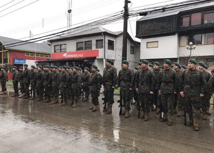 Castro: se realizará ceremonia de Juramento a la Bandera.