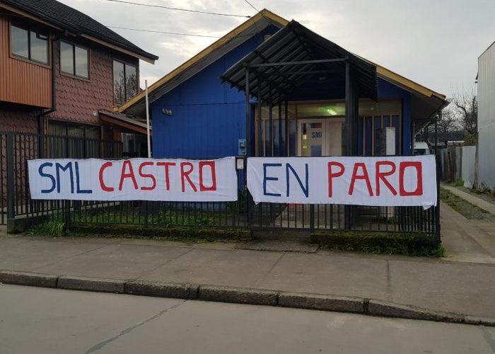 Castro: Servicio Médico Legal realiza paro indefinido de actividades.
