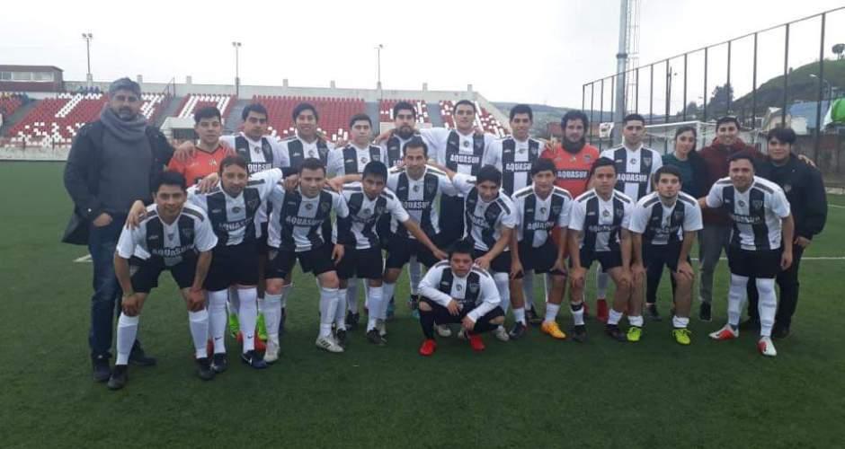 Fútbol amateur castreño se acerca al final de campeonato
