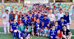 Marítimo de Tenaun es campeón chileno