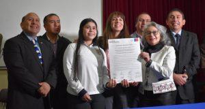 Chiloé: tres nuevos liceos Bicentenarios para la provincia.
