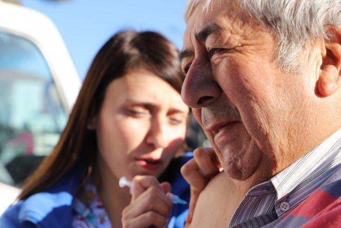 Chiloé: llaman a comunidad a vacunarse contra la influenza.