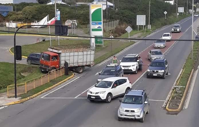 Chiloé: seguidilla de accidentes de registró durante el fin de semana.