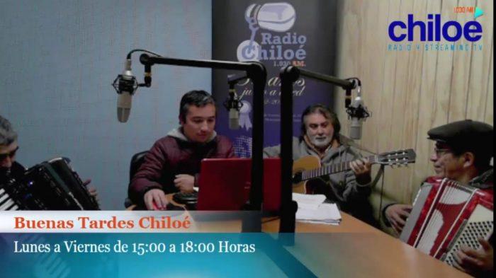 Chonchi: se realiza Primer Encuentro Nacional de acordeonistas.