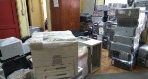 Regional: Fundación Chile Enter es la encargada de reacondicionar y distribuir 400 equipos electrónicos dados de baja por GORE.