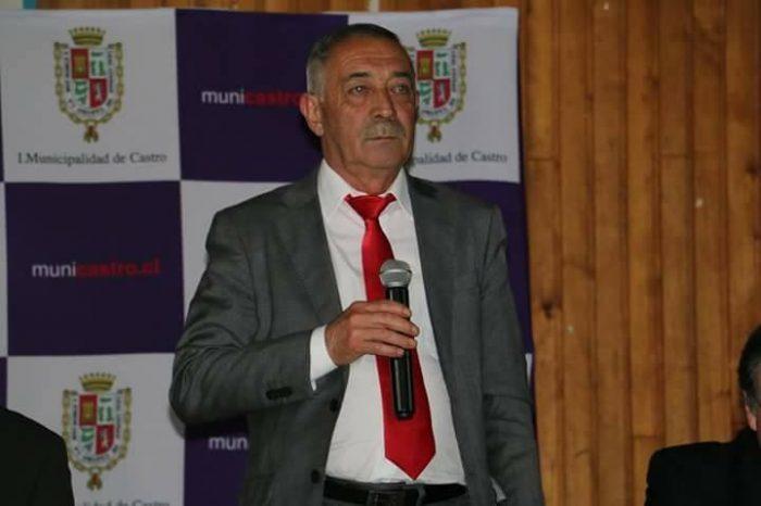 Castro: Concejal René Vidal retoma sus actividades normales