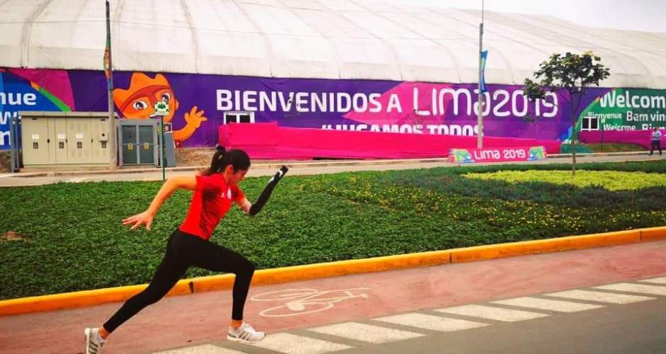 Amanda prepara el debut en Lima