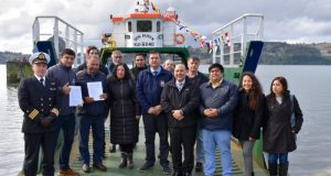 Quinchao: habitantes de islas interiores serán beneficiados con subsidio marítimo de cargas pesadas.