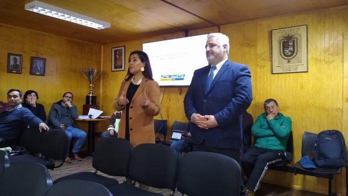 Castro: empresa eléctrica ejecuta 57 proyectos de inversión para mejorar la calidad del servicio.