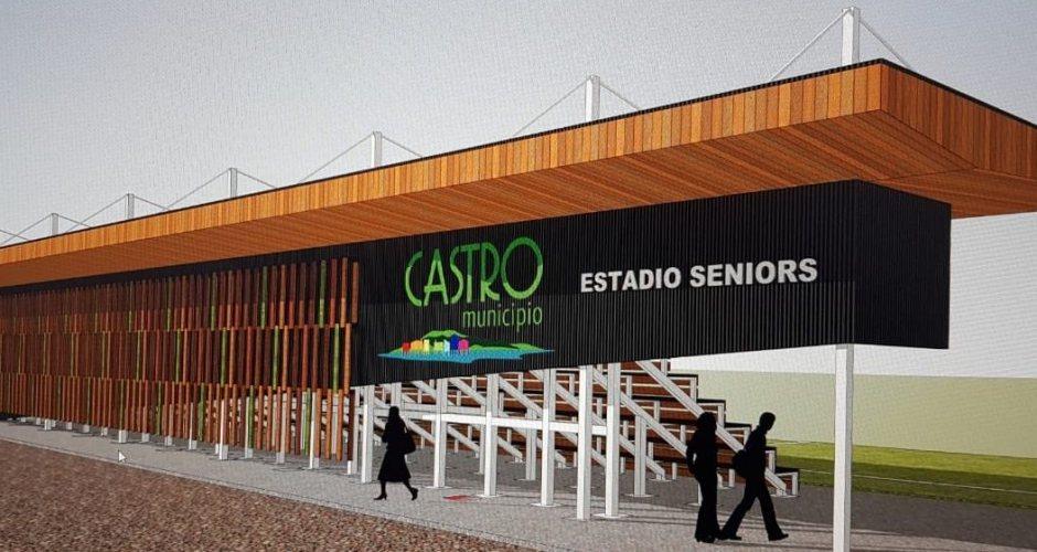 Multicancha sintética y estadio del Parque con tribuna techada, marcan la jornada noticiosa deportiva