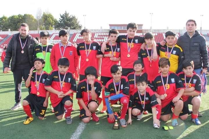 Castreños listos para etapa provincial de fútbol escolar