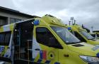 Chiloé: Samu recibió dos nuevas ambulancias.