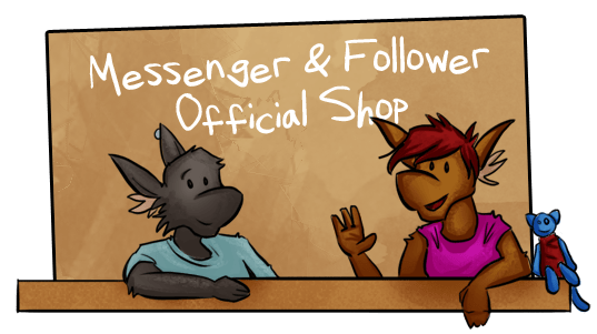 Messenger & Follower Official Shop