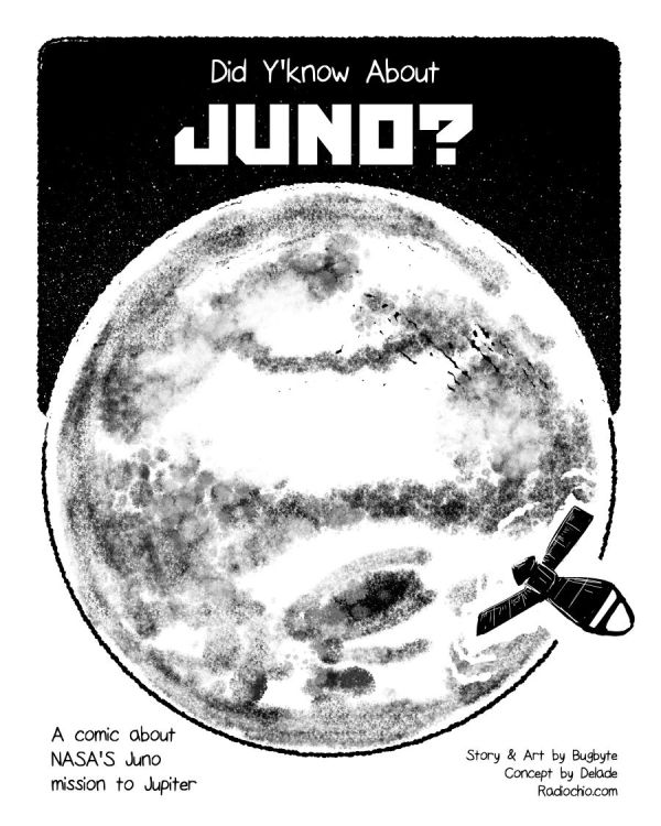 Did Y'Know About Juno?
