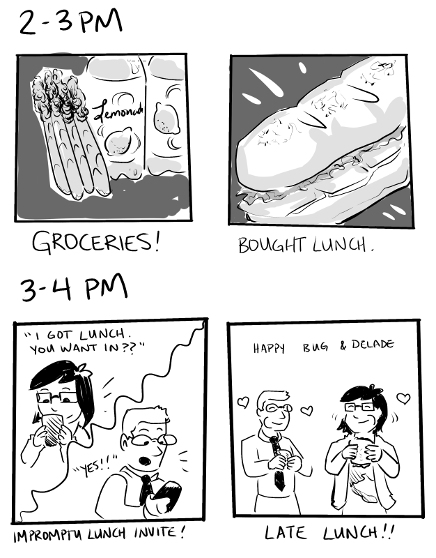 Hourly Comic Day 2016 - 6